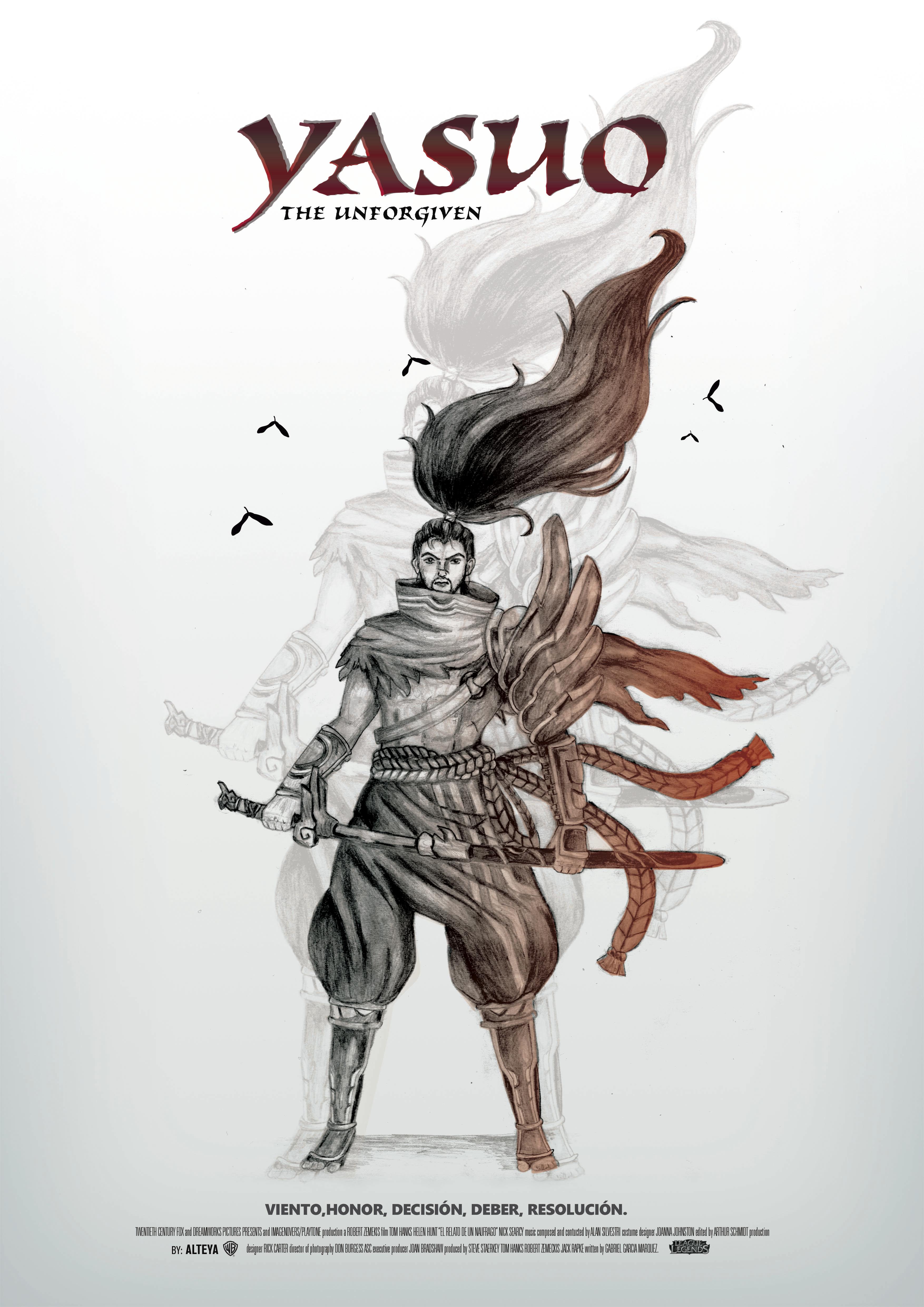 Alteya_Yasuo-the-unforgiven_contest